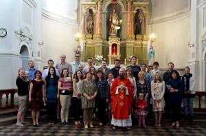 16.Alfa kursa izlaidums Sv.Alberta draudzē